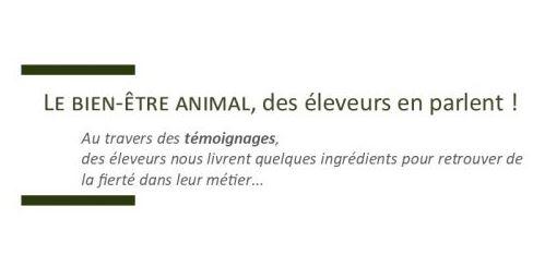 Vivéa  – Le bien-être animal, des éleveurs en parlent !